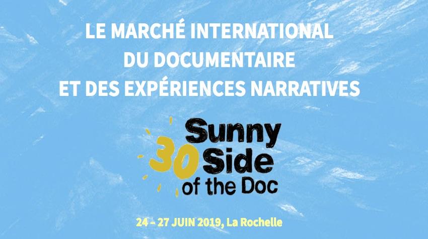 Les Films du Tambour de Soie au Sunny Side