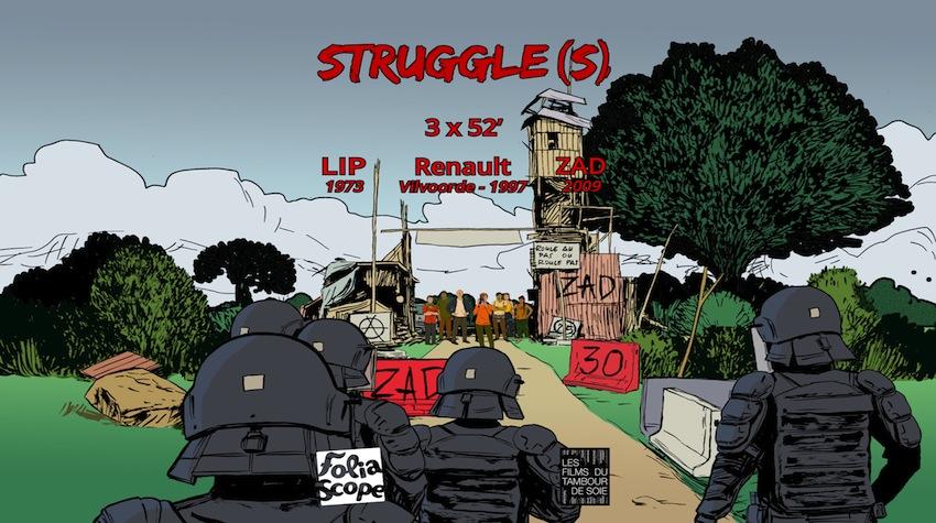 Lutte(s) Struggle(s)